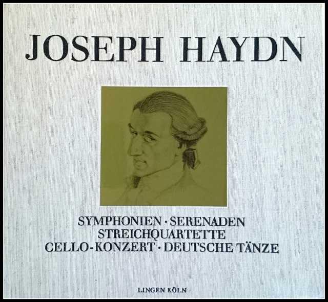 Продам Йозеф Гайдн Joseph Haydn Symphonien Box