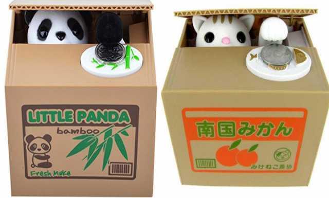 Продам Интерактивная копилка Панда