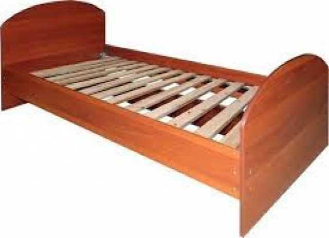Продам: Кровать ЛДСП с ламелями,кровати h