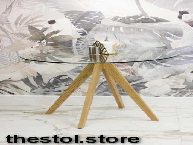 Продам Стильный обеденный стол из древесины
