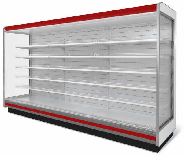 Продам холодильная горка