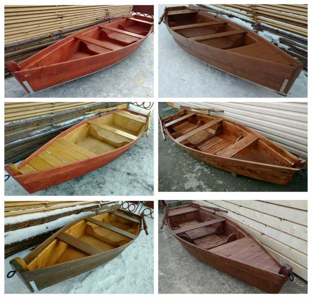 Продам Лодки деревянные