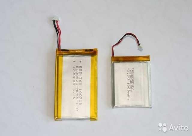 Продам Li-Полимерные батареи OEM в асортименте
