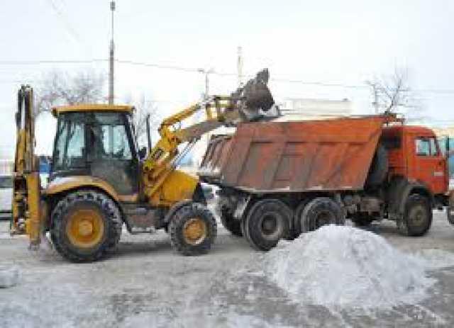 Предложение: Вывоз снега, строит.мусора- САМОСВАЛЫ