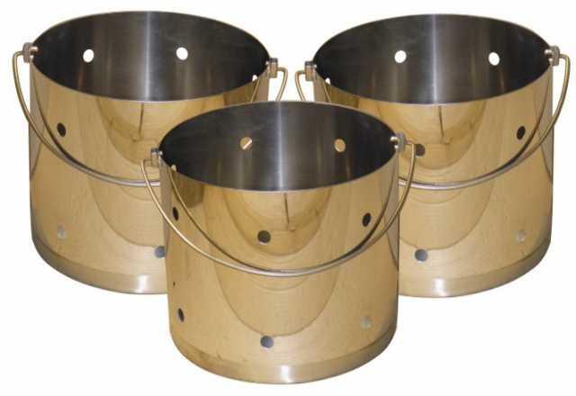 Продам БИКС 280 без крышки (нержавеющая сталь)