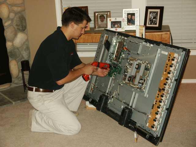 Предложение: Ремонт телевизоров всех видов, ремонт жк