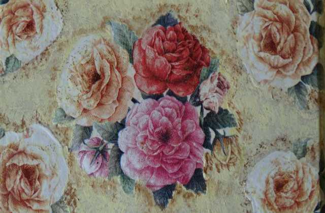 Продам: Шкатулка «Чайные розы».