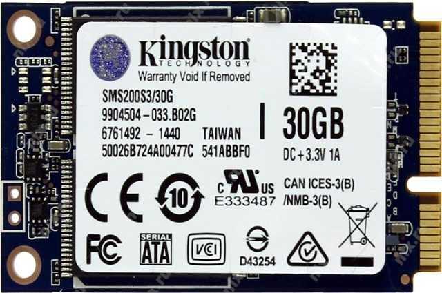 Продам Жесткие диски SSD 30GB; 60GB; 120GB