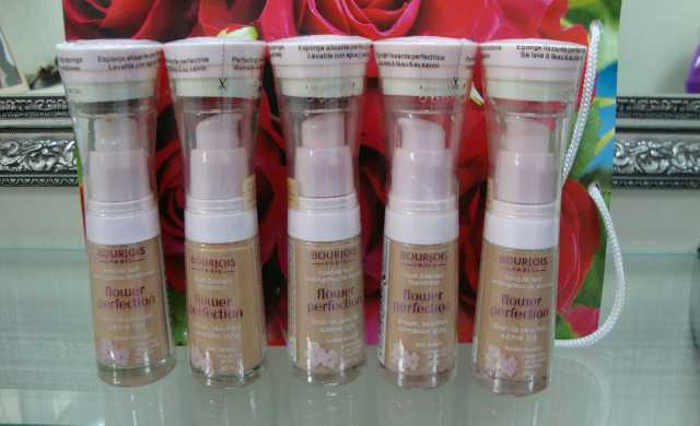 Продам Bourjois flower perfection тон крем