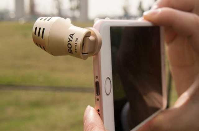 Продам Boya BY-A100 Микрофон для iPhone/iPad
