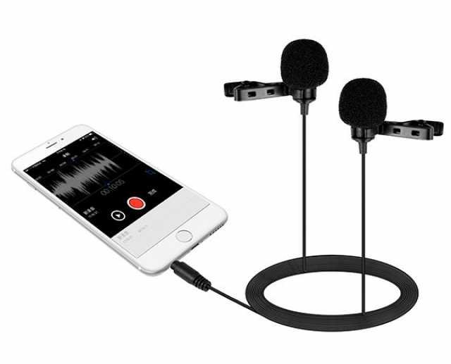 Продам BOYA BY-LM400 Двойной петличный микрофон