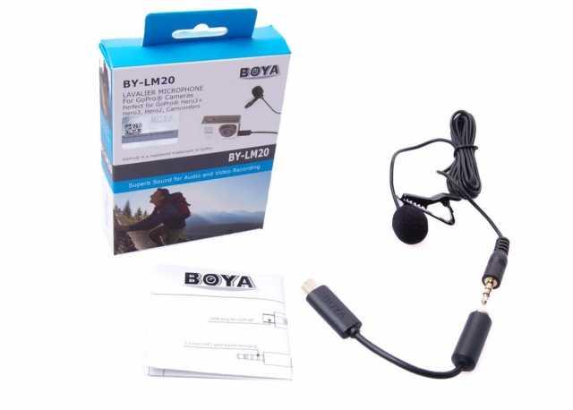 Продам Всенаправленный микрофон для GoPro