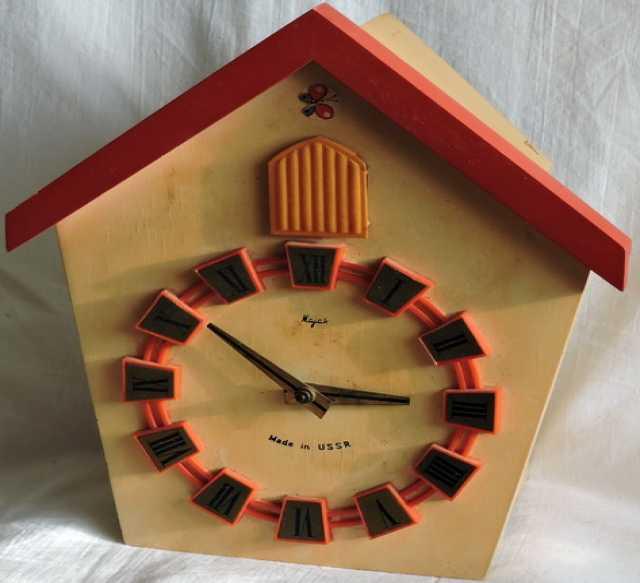 Продам Часы с кукушкой. Маяк. СССР