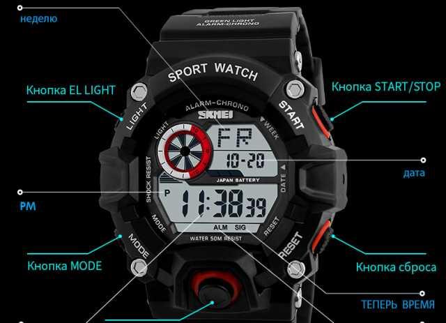 Продам Военные спортивные Мужские Часы