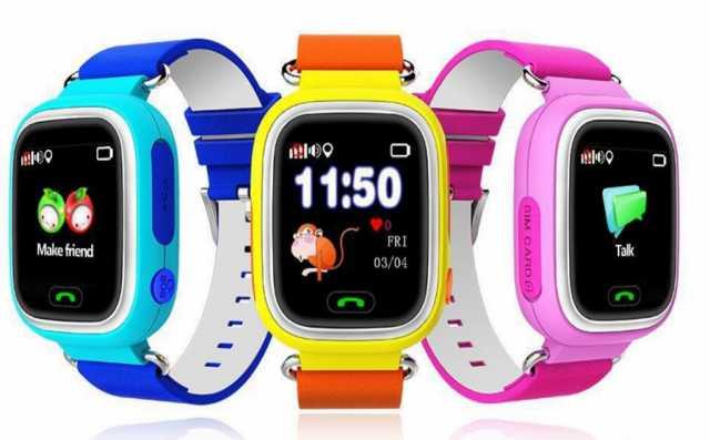 Продам Детские GPS-Часы Q80 с Wi-Fi