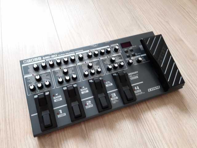 Продам Гитарный процессор BOSS-ME80