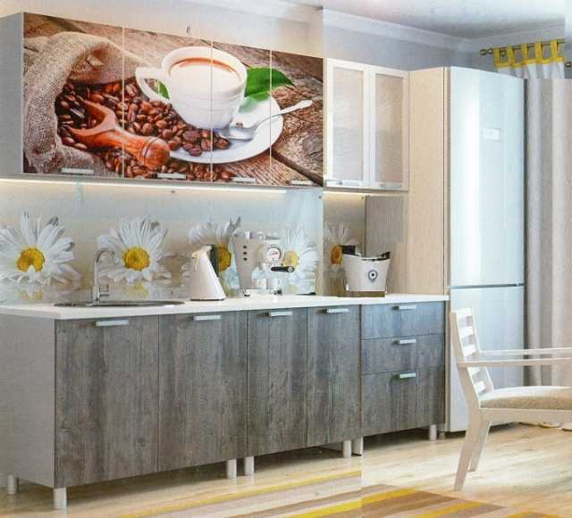 """Продам Кухня """"Кофе"""" 2 м."""