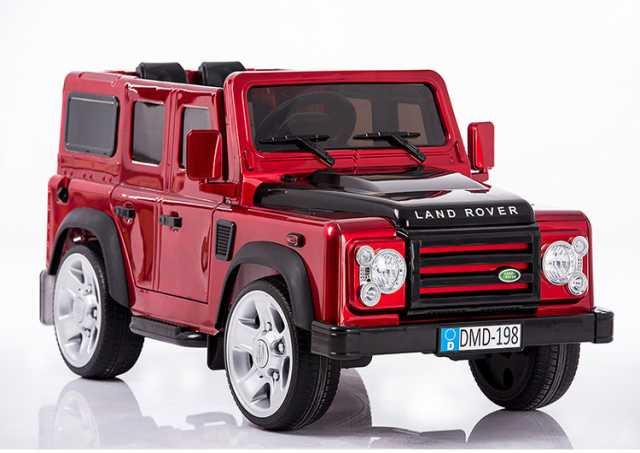 Продам Электромобиль Land Rover Defender