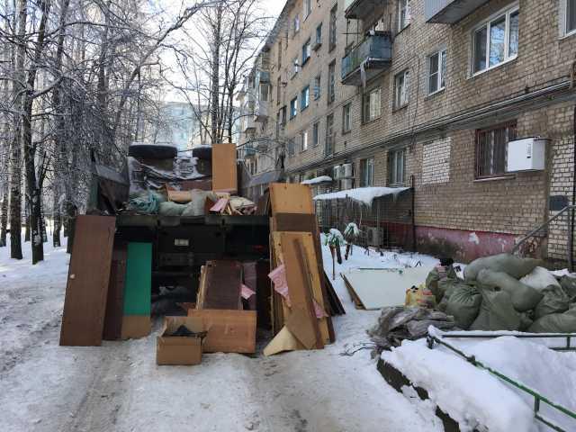 Предложение: Вывоз старой мебели из квартир