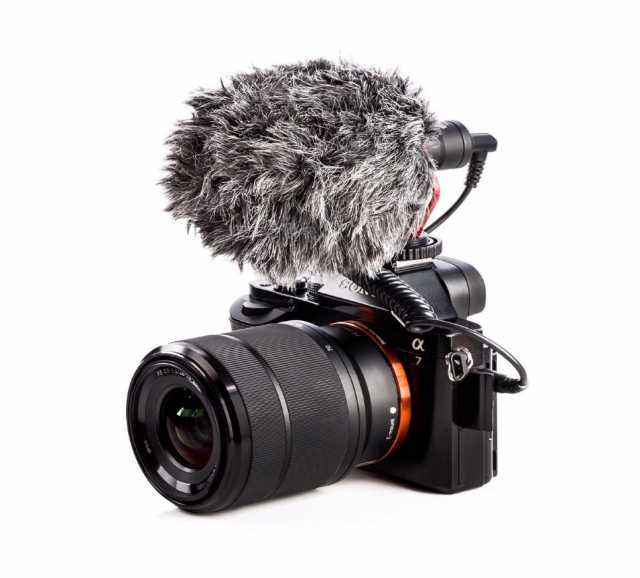 Продам Универсальный микрофон для фотокамер