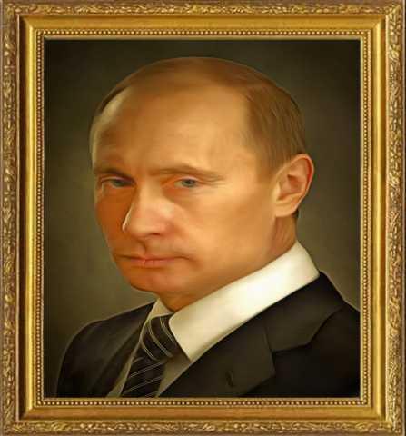Продам: Портрет Президента Российской Федерации