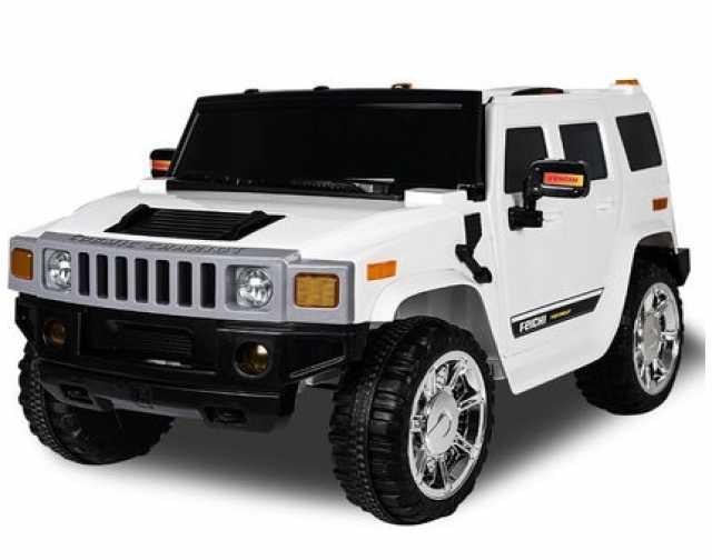 Предложение: Детский электромобиль Hummer H-2
