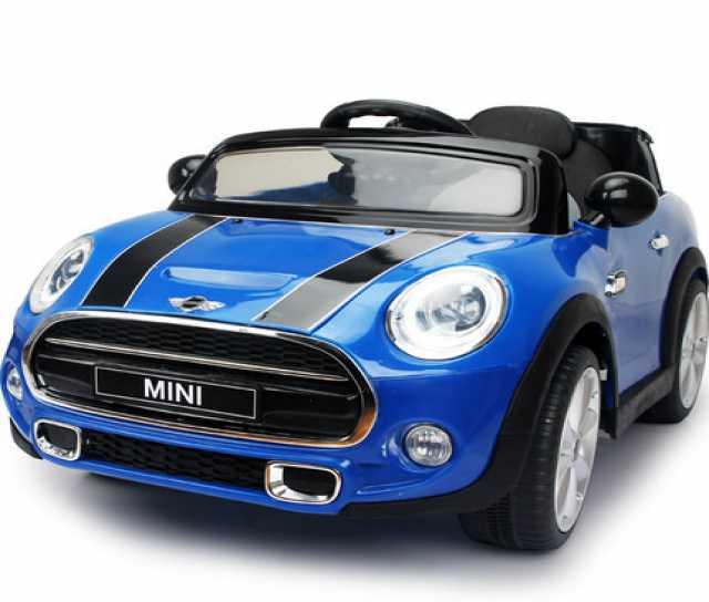 Продам Детский электромобиль Mini Cooper