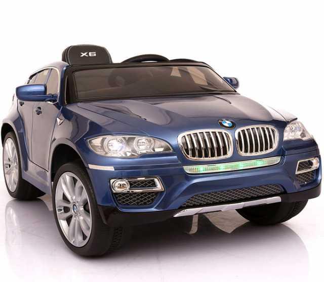 Предложение: Детский электромобиль BMW X-6