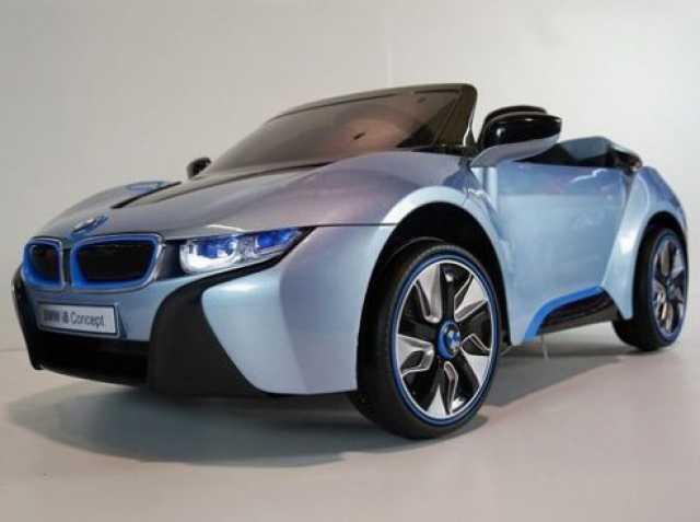 Предложение: Детский электромобиль BMW I-8
