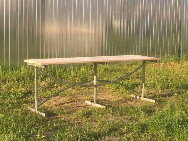 Продам Лавки и стол дачные