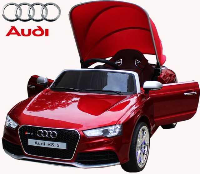 Предложение: Детский электромобиль Audi RS-5