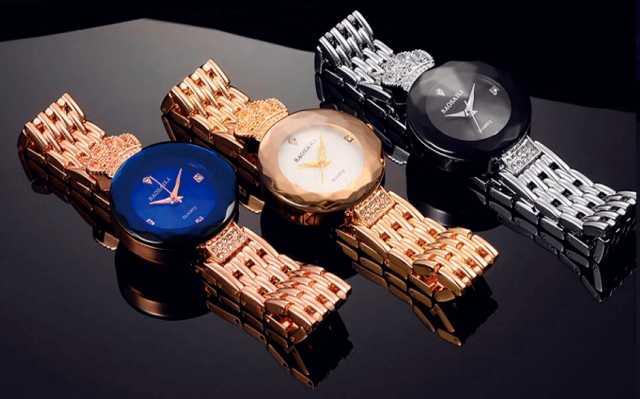 Продам Элитные женские часы Baosaili + браслет