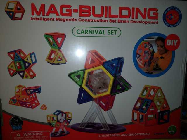 Продам Магнитный Конструктор MAG Building