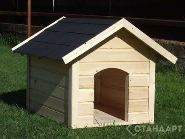 Продам Будка для собаки 1,0х1,0м Альтаир