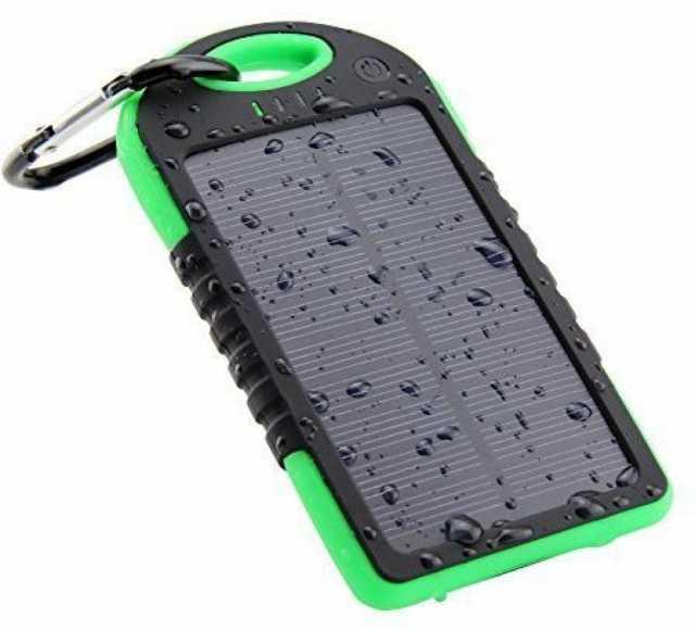 Продам Power Bank на солнечной батарее на 28000