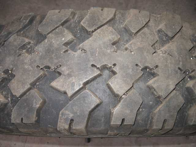 Продам шины летние грунтовые К-151