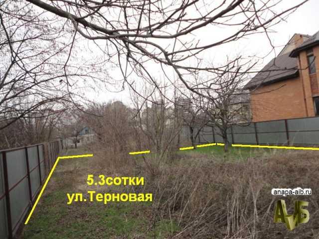 Продам: Участок 5соток в Анапе Алексеевка