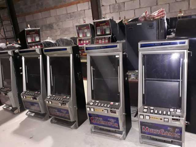 Куплю  Игровые автоматы бу