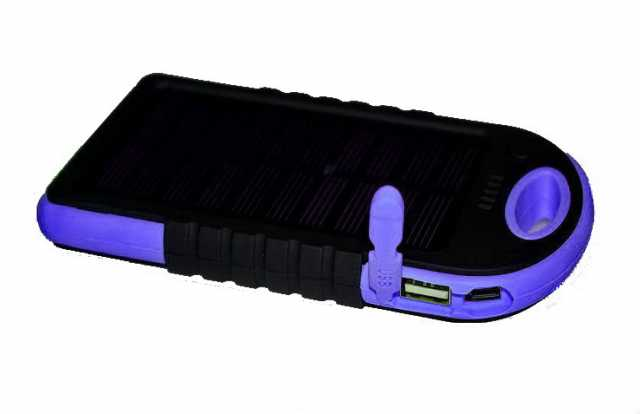 Продам power bank SOLAR CHARGER