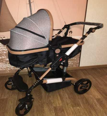 Продам Новую шикарную детскую коляску
