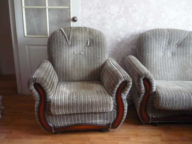 Отдам даром 2 кресла