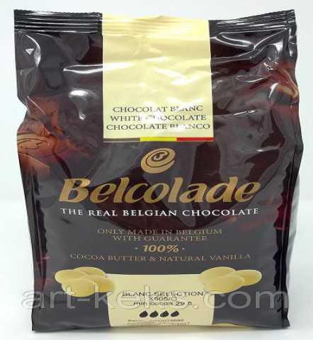 Продам Шоколад 28% Белый Бланш Селексьон в табл