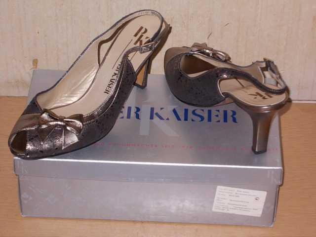 Продам Туфли 39 (6 1\2) германия (PETER KAISER)