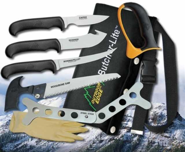 Продам Набор ножей Outdoor Edge Outpak BL-1
