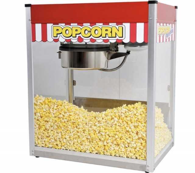 Продам машина для попкорна