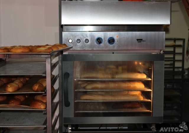 Продам оборудование для пекарни