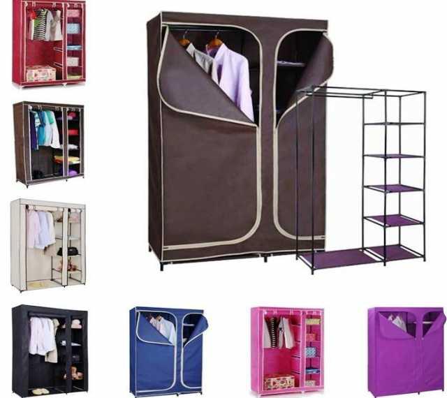 Продам Шкафы тканевые для одежды складные карка