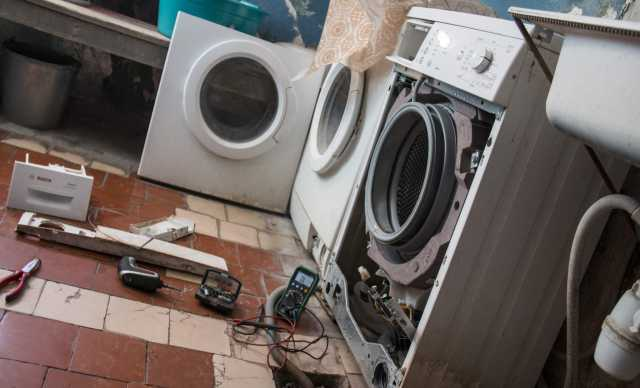 Предложение: Ремонт стиральных машин с выездом на дом