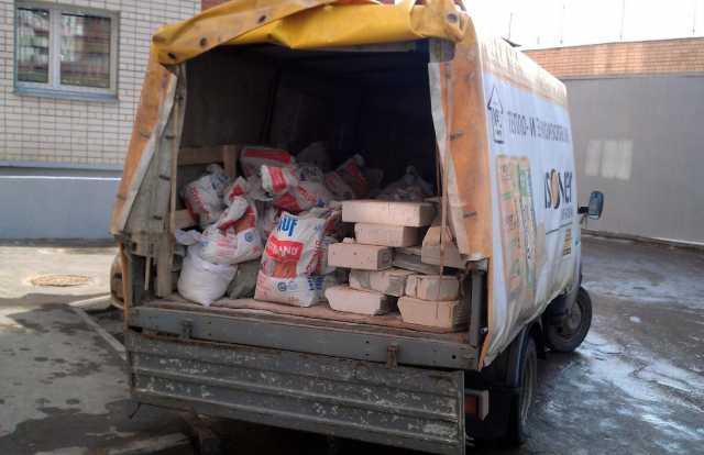 Предложение: Вывоз мусора Газель