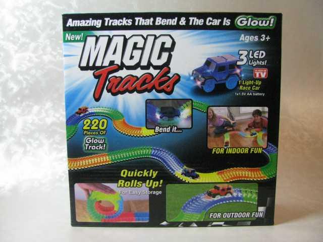 Продам Меджик трек Magic Tracks 220 дет. новый